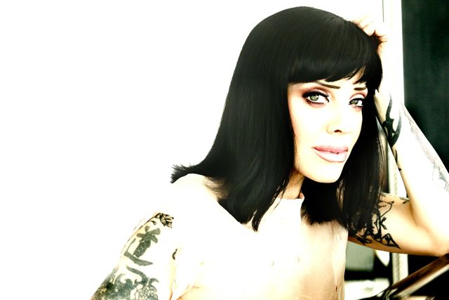 Bif Naked shot by Karolina Turek